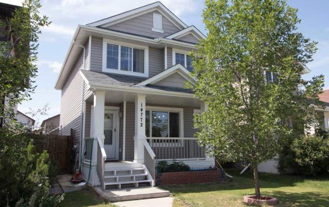 14772 140 Street NW, Edmonton, AB T6V 0A4 (#E4123241) :: The Foundry Real Estate Company