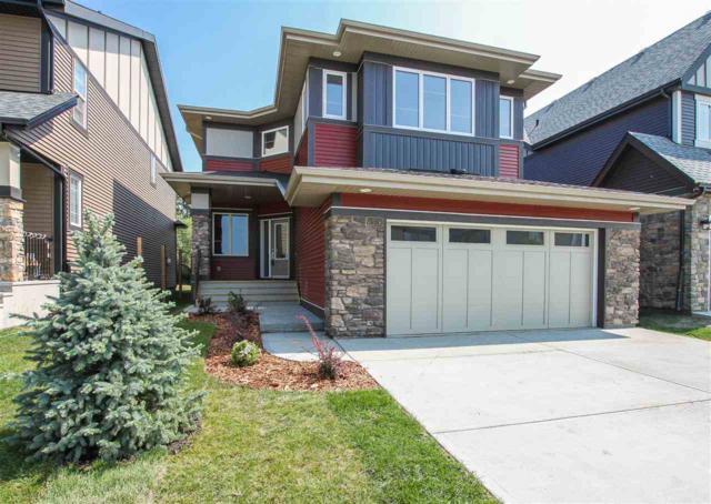 2417 San Fortunato Street, Edmonton, AB T6N 0B2 (#E4123259) :: The Foundry Real Estate Company