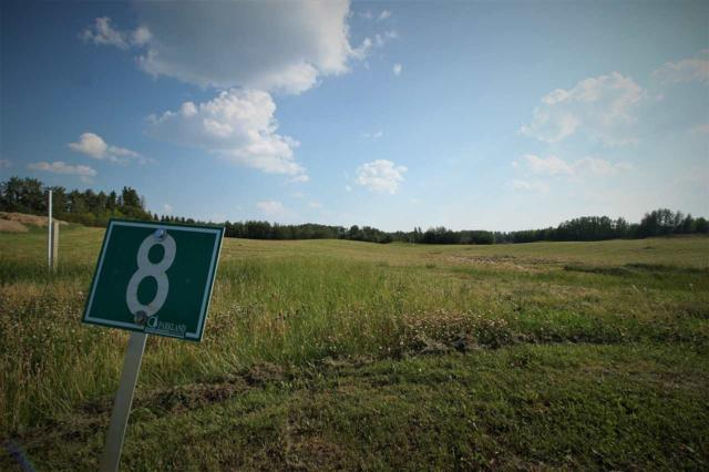 Lot 8 53524 Range Road 275, Rural Parkland County, AB T7X 3V6 (#E4123280) :: The Foundry Real Estate Company