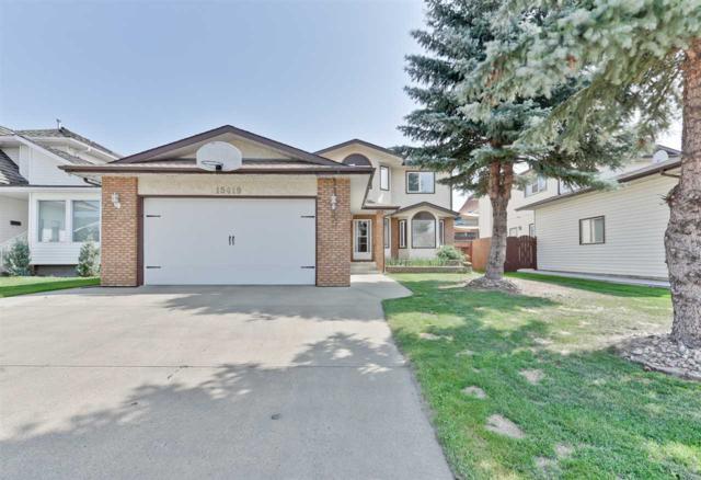 15419 102 Street, Edmonton, AB T5X 5L5 (#E4123389) :: The Foundry Real Estate Company