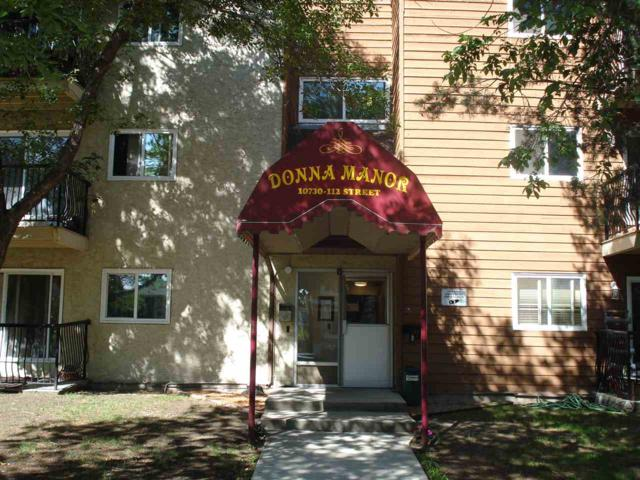 307 10730 112 Street, Edmonton, AB T5H 3H1 (#E4123405) :: The Foundry Real Estate Company