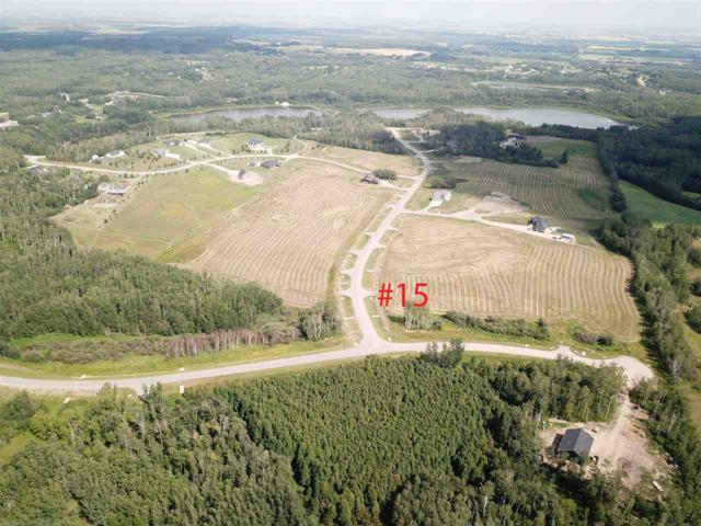 15 53524 Range Rd 275, Rural Parkland County, AB T7X 3V6 (#E4123586) :: The Foundry Real Estate Company