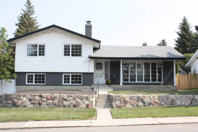 5843 143 Street, Edmonton, AB T6H 4E9 (#E4123627) :: The Foundry Real Estate Company
