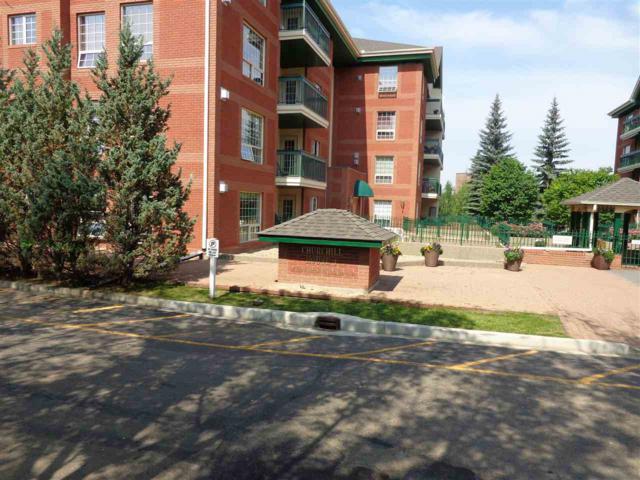 306 35 Sir Winston Churchill Avenue, St. Albert, AB T8N 0G3 (#E4123636) :: The Foundry Real Estate Company