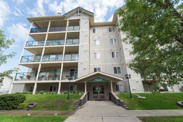 107 4806 48 Avenue, Leduc, AB T9E 8S2 (#E4123681) :: The Foundry Real Estate Company