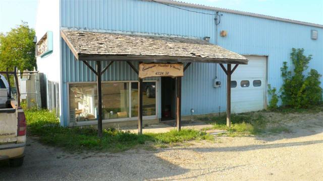 4734 50 Ave, Onoway, AB T0E 1V0 (#E4123733) :: The Foundry Real Estate Company