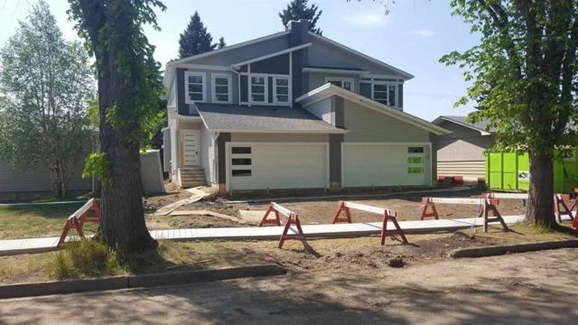 66A Grandin Road, St. Albert, AB T8N 0S3 (#E4123736) :: The Foundry Real Estate Company