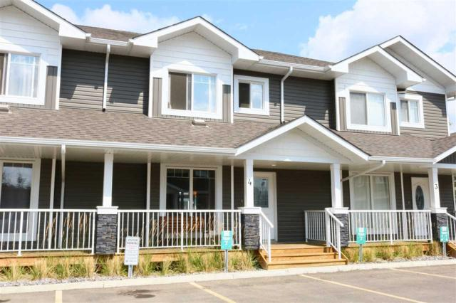 4 500 Grove Drive, Spruce Grove, AB T7X 0P6 (#E4123829) :: The Foundry Real Estate Company