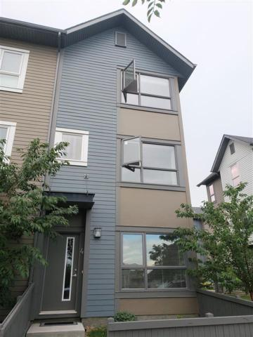 4 2560 Pegasus Boulevard, Edmonton, AB T5E 6V4 (#E4123883) :: The Foundry Real Estate Company