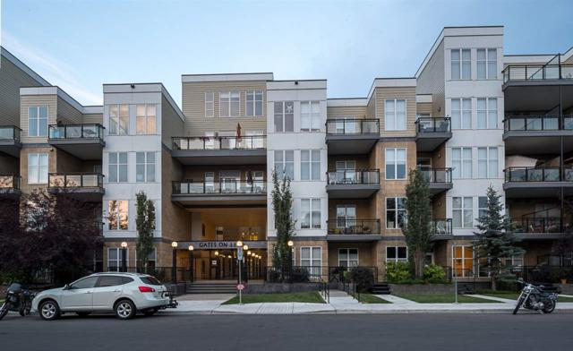 312 10531 117 Street, Edmonton, AB T5H 0A8 (#E4123884) :: The Foundry Real Estate Company