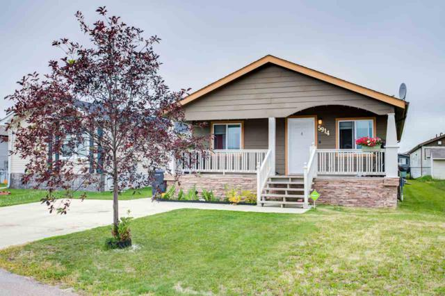 5914 Fontaine Drive, Cold Lake, AB T9M 0C6 (#E4123911) :: The Foundry Real Estate Company