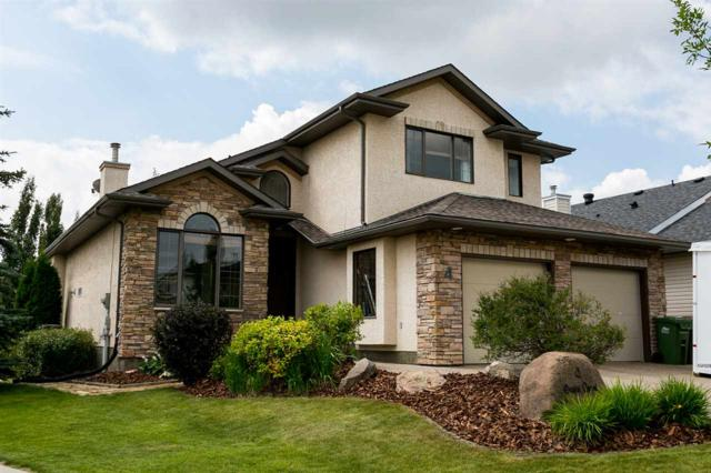 4 Oasis Court, St. Albert, AB T8N 6X2 (#E4123955) :: The Foundry Real Estate Company
