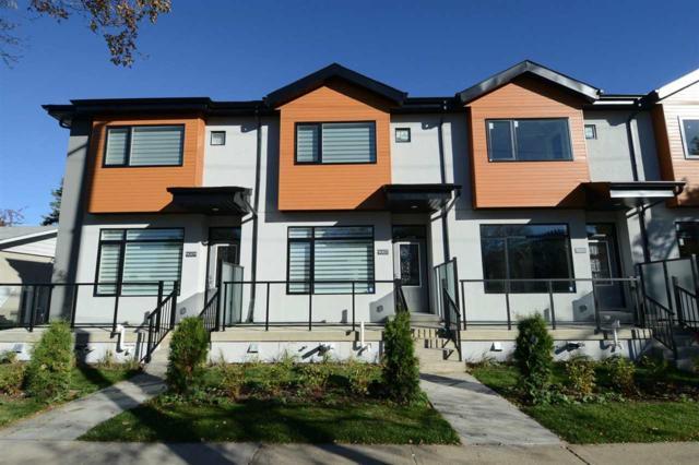 #4 15530 90 Avenue, Edmonton, AB T5R 1Y7 (#E4124034) :: The Foundry Real Estate Company