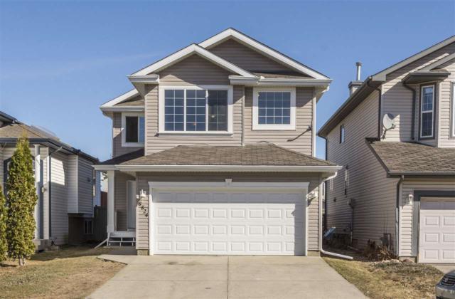 8524 8 Avenue, Edmonton, AB T6X 1G6 (#E4124091) :: The Foundry Real Estate Company