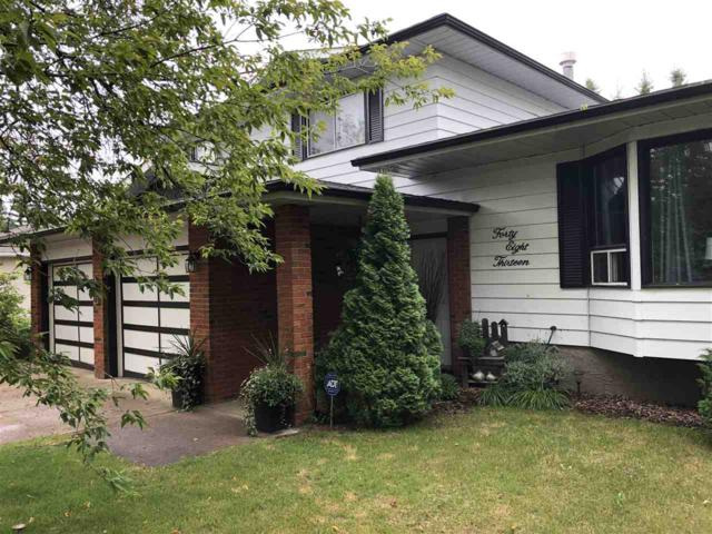 4813 50 Street, Andrew, AB T0B 0C0 (#E4124095) :: The Foundry Real Estate Company
