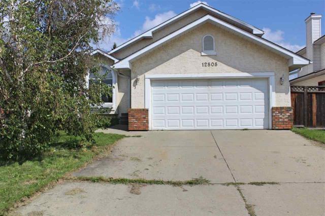 12808 157 Avenue, Edmonton, AB T6V 1A9 (#E4124099) :: The Foundry Real Estate Company