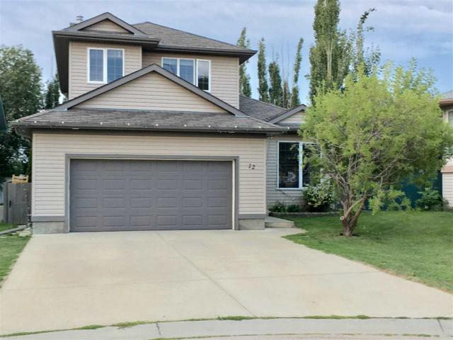12 Bridgeview Crescent, Fort Saskatchewan, AB T8L 4J4 (#E4124106) :: Müve Team | RE/MAX Elite