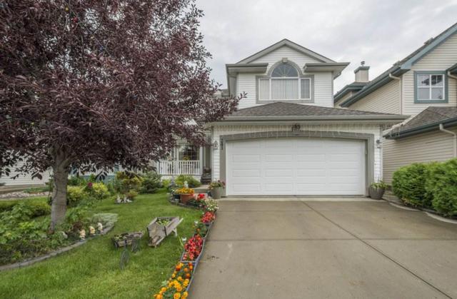 241 Hilliard Green, Edmonton, AB T6R 3G5 (#E4124152) :: The Foundry Real Estate Company