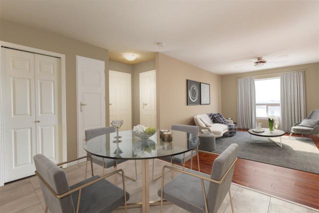 402 5005 165 Avenue, Edmonton, AB T5Y 0L8 (#E4124257) :: The Foundry Real Estate Company