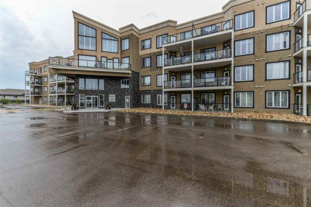 318 4075 Clover Bar Road, Sherwood Park, AB T8H 0R6 (#E4124268) :: The Foundry Real Estate Company
