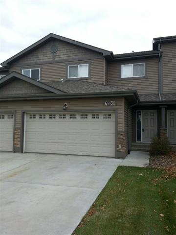 6 30 Oak Vista Drive, St. Albert, AB T8N 3T1 (#E4124286) :: The Foundry Real Estate Company