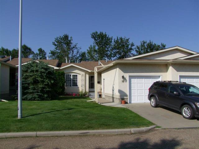 18 10 Grange Drive, St. Albert, AB T8N 5Z2 (#E4124297) :: The Foundry Real Estate Company