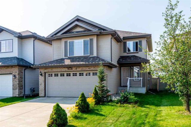 1263 Latta Crescent, Edmonton, AB T6R 3P6 (#E4124424) :: The Foundry Real Estate Company