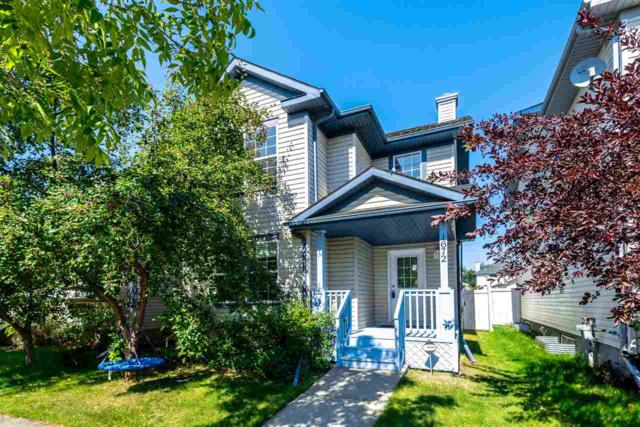 1672 Tompkins Wynd, Edmonton, AB T6R 2Y5 (#E4124425) :: GETJAKIE Realty Group Inc.