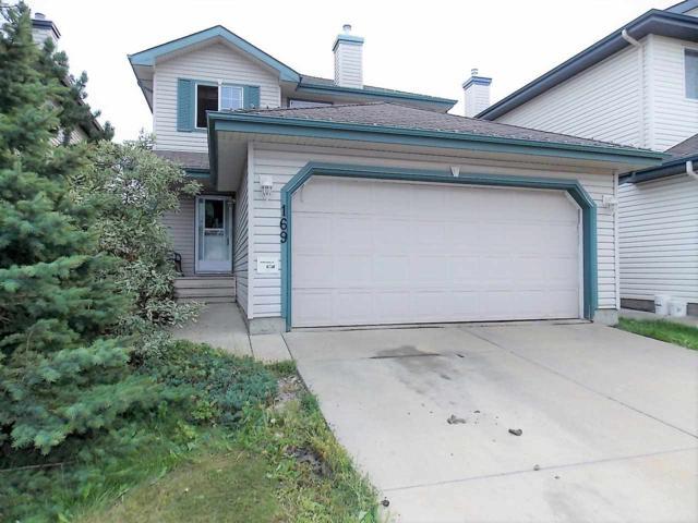 169 Easton Road, Edmonton, AB T6X 1C2 (#E4124461) :: The Foundry Real Estate Company