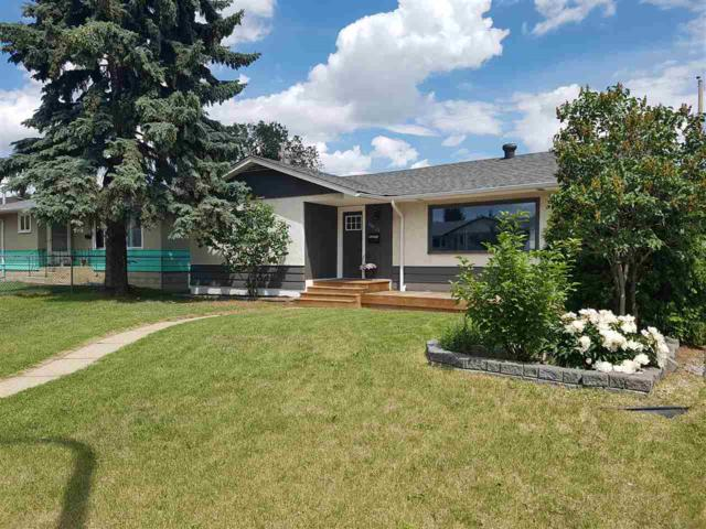 10635 Capilano St, Edmonton, AB T6A 3S1 (#E4124503) :: The Foundry Real Estate Company