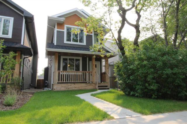 11013 131 Street, Edmonton, AB T5M 0X0 (#E4124531) :: GETJAKIE Realty Group Inc.