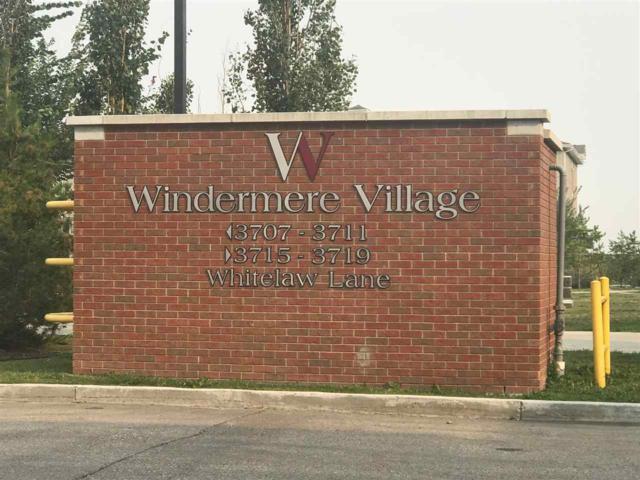 116 3719 Whitelaw Lane, Edmonton, AB T6W 2L3 (#E4124543) :: The Foundry Real Estate Company