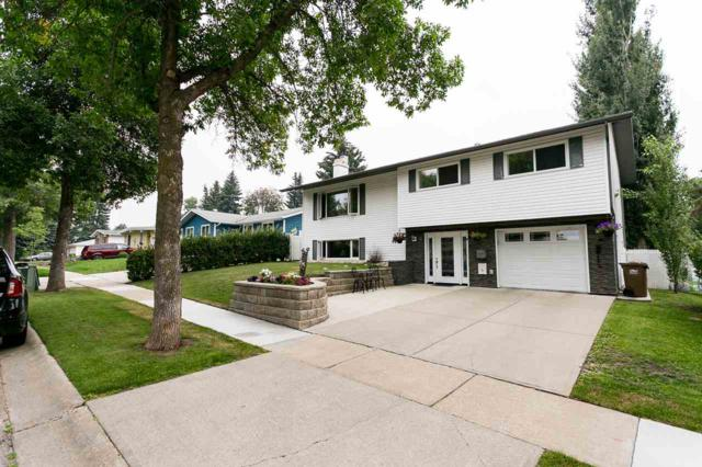22 Greenbrier Crescent, St. Albert, AB T8N 1A3 (#E4124565) :: The Foundry Real Estate Company