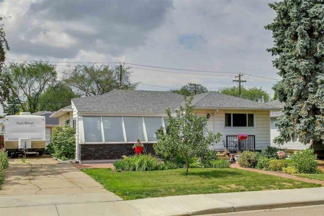 10640 48 Street, Edmonton, AB T6A 2B5 (#E4124619) :: The Foundry Real Estate Company