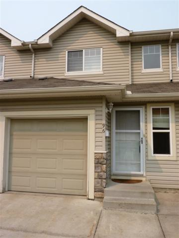 96 230 Edwards Drive, Edmonton, AB T6X 1G7 (#E4124681) :: The Foundry Real Estate Company