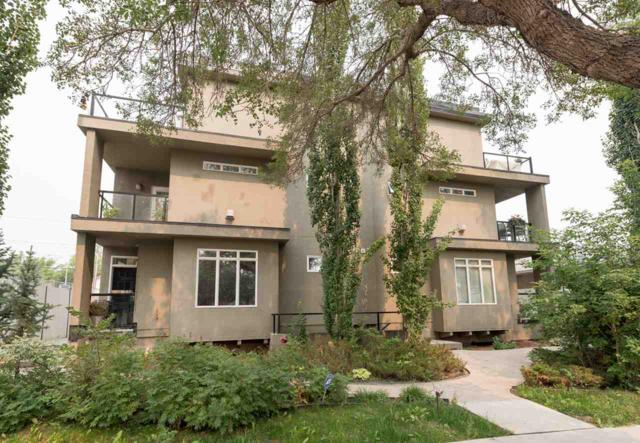 9 9856 83 Avenue, Edmonton, AB T6E 0B5 (#E4124705) :: GETJAKIE Realty Group Inc.