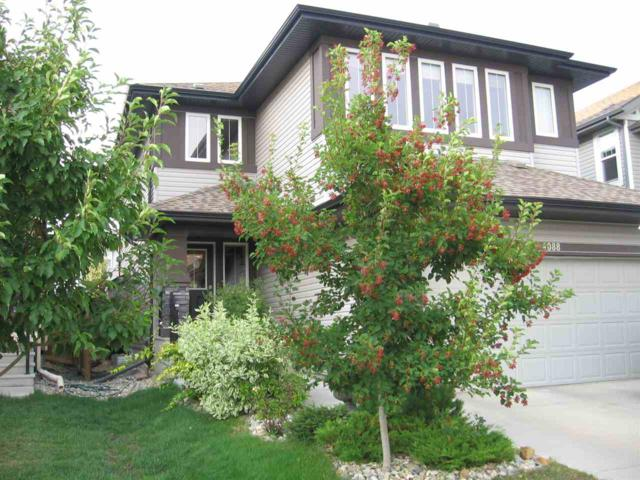 4088 Summerland Drive, Sherwood Park, AB T8H 0R1 (#E4124707) :: The Foundry Real Estate Company