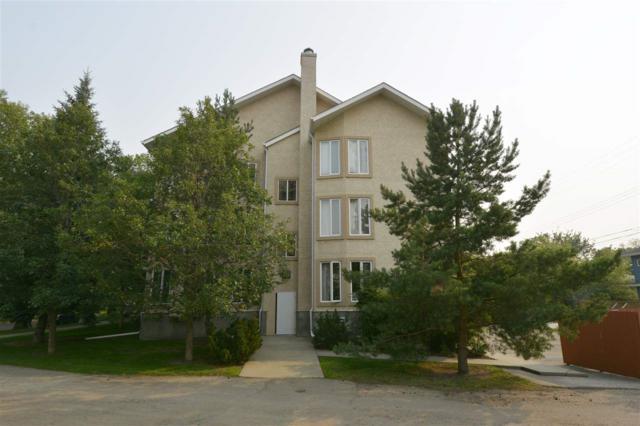 106 8536 106A Street, Edmonton, AB T6E 4J9 (#E4124719) :: GETJAKIE Realty Group Inc.