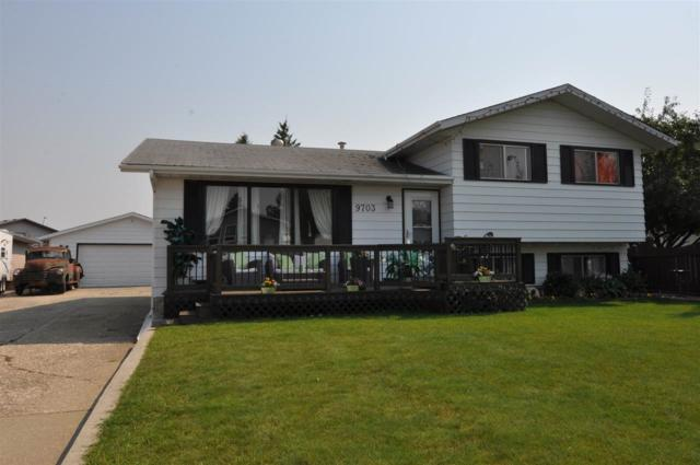 9703 97 Street, Morinville, AB T8R 1G9 (#E4124730) :: The Foundry Real Estate Company