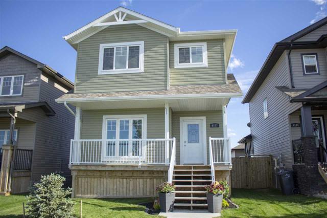 4103 43 Avenue, Drayton Valley, AB T7A 0B4 (#E4124735) :: The Foundry Real Estate Company