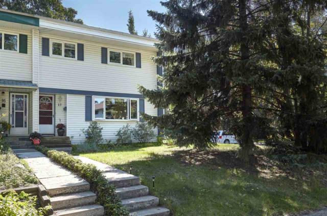 17 Garden Crescent, St. Albert, AB T8N 0W9 (#E4124790) :: The Foundry Real Estate Company