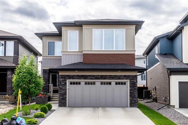 2458 Ware Crescent, Edmonton, AB T6W 2M7 (#E4124802) :: The Foundry Real Estate Company