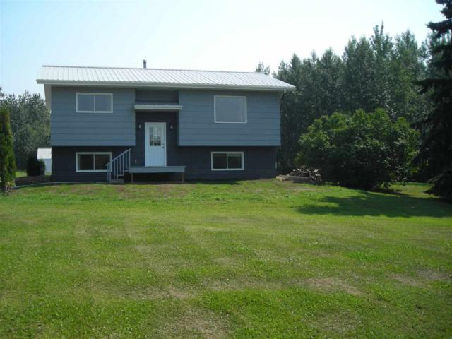 471025 Rr281, Rural Wetaskiwin County, AB T0C 2P0 (#E4124810) :: The Foundry Real Estate Company