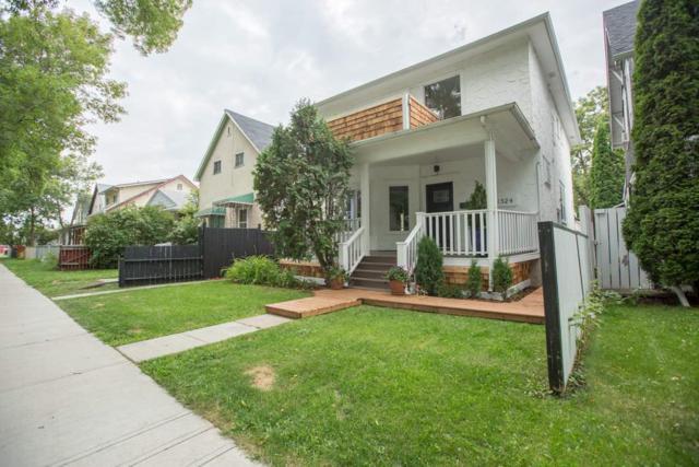11524 89 Street, Edmonton, AB T5B 3T9 (#E4124815) :: The Foundry Real Estate Company