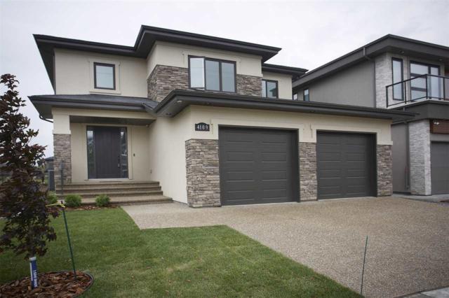 4109 Cameron Heights Point(E), Edmonton, AB T6M 0S4 (#E4124818) :: The Foundry Real Estate Company