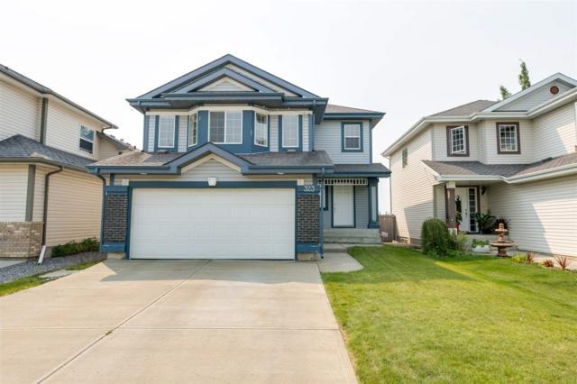 323 Calderon Crescent, Edmonton, AB T6V 1R4 (#E4124844) :: The Foundry Real Estate Company
