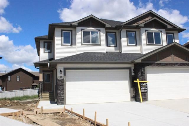 70 Meadowland Crescent, Spruce Grove, AB T7X 0P9 (#E4124862) :: The Foundry Real Estate Company