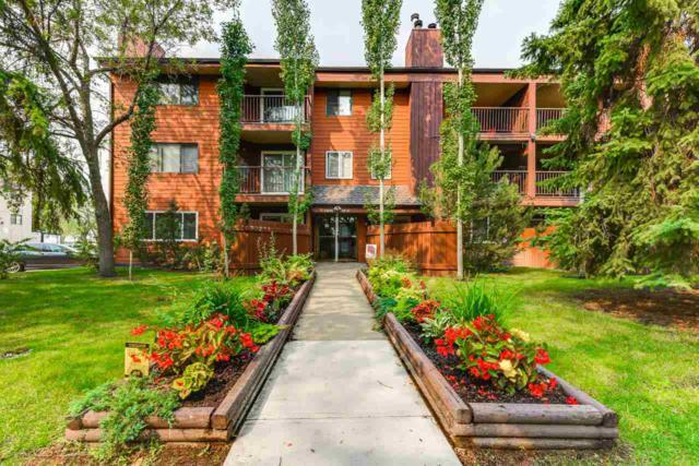 208 10826 113 Street, Edmonton, AB T5H 3J2 (#E4124869) :: The Foundry Real Estate Company
