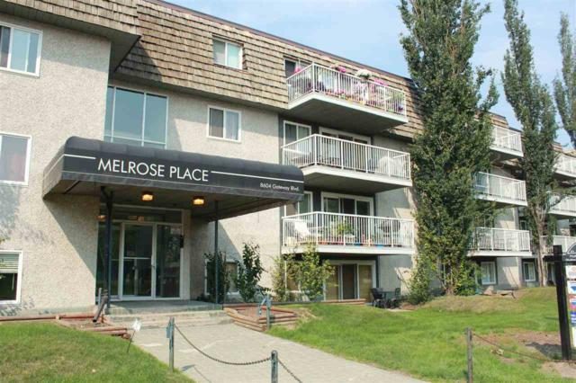 310 8604 Gateway Boulevard, Edmonton, AB T6E 4B6 (#E4124878) :: GETJAKIE Realty Group Inc.