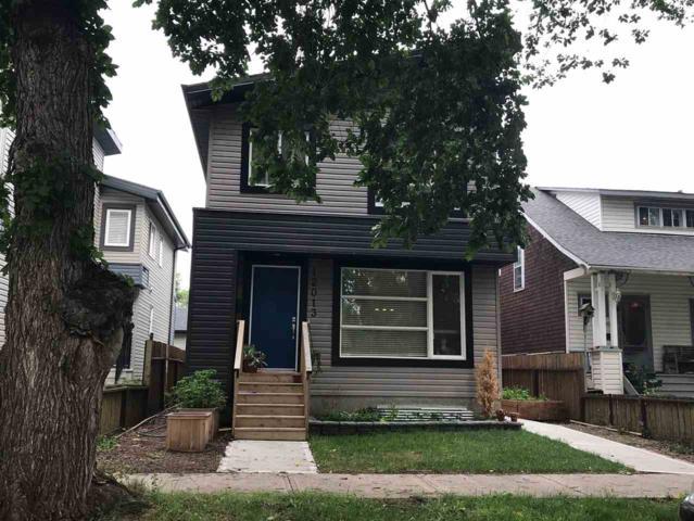 12013 91 Street, Edmonton, AB T5B 4B9 (#E4124881) :: The Foundry Real Estate Company